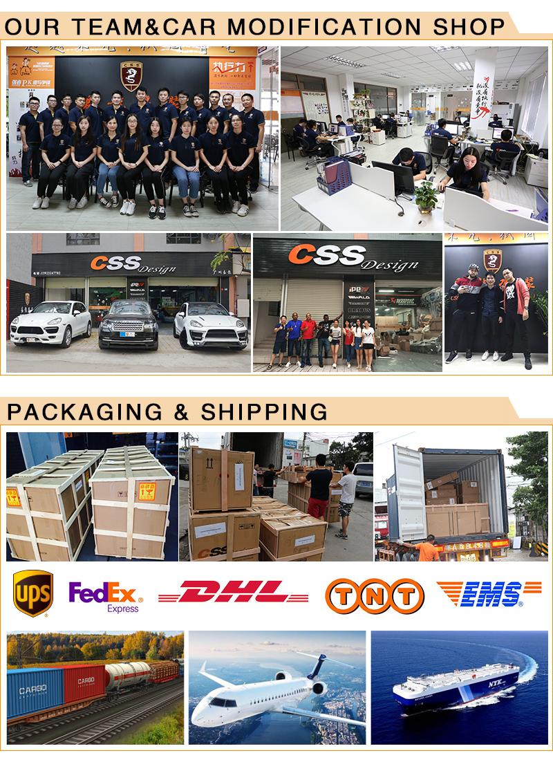 CSS Fabrika Benzersiz Ürün Uygun LP610 1016 Karbon Kaputu Kapağı