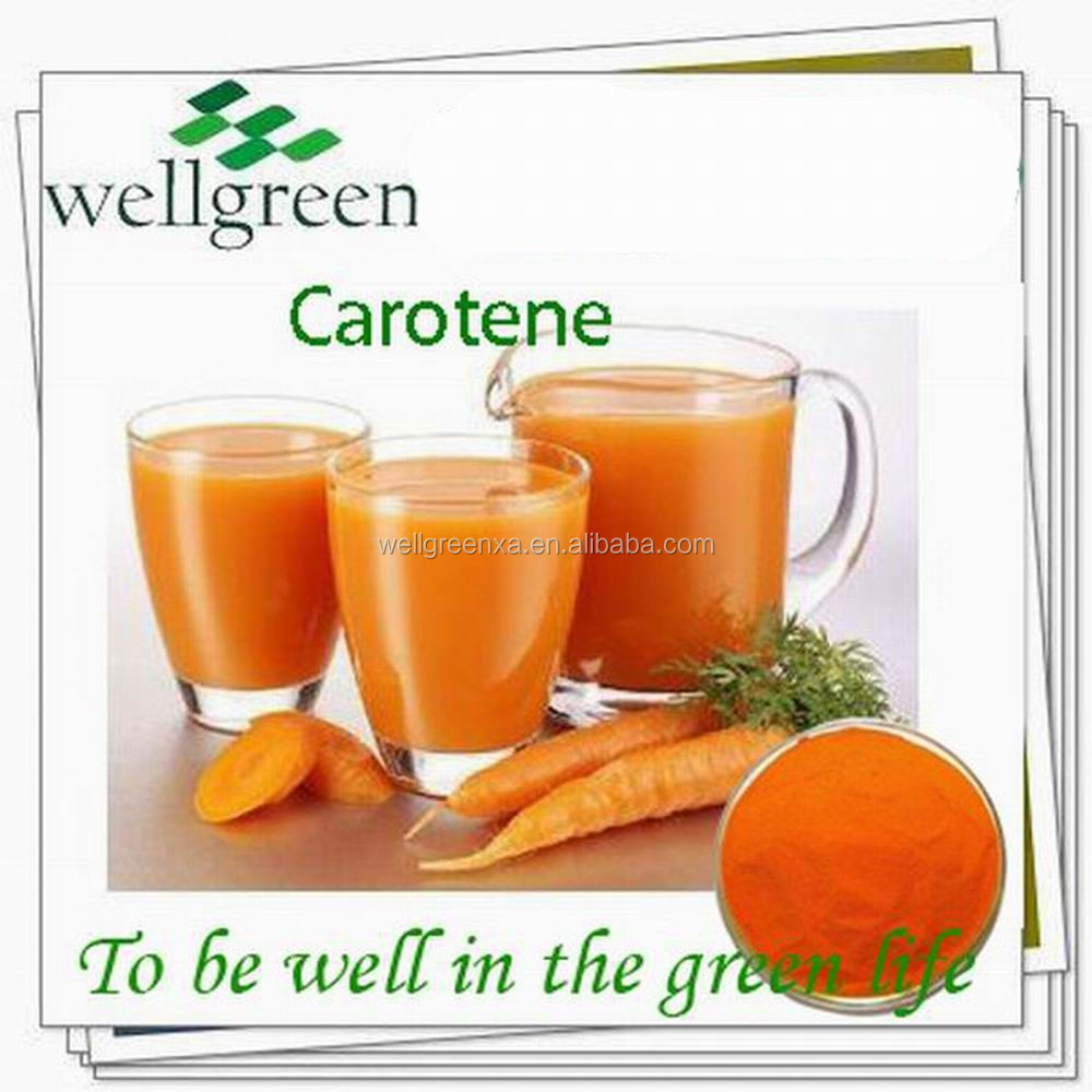 china manufacturering provide raw material beta carotene oil