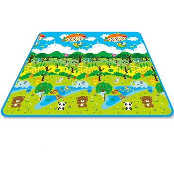 High Quality Waterproof Kids Crawling Cushion Baby Play Mat Single Side Crawling Pad