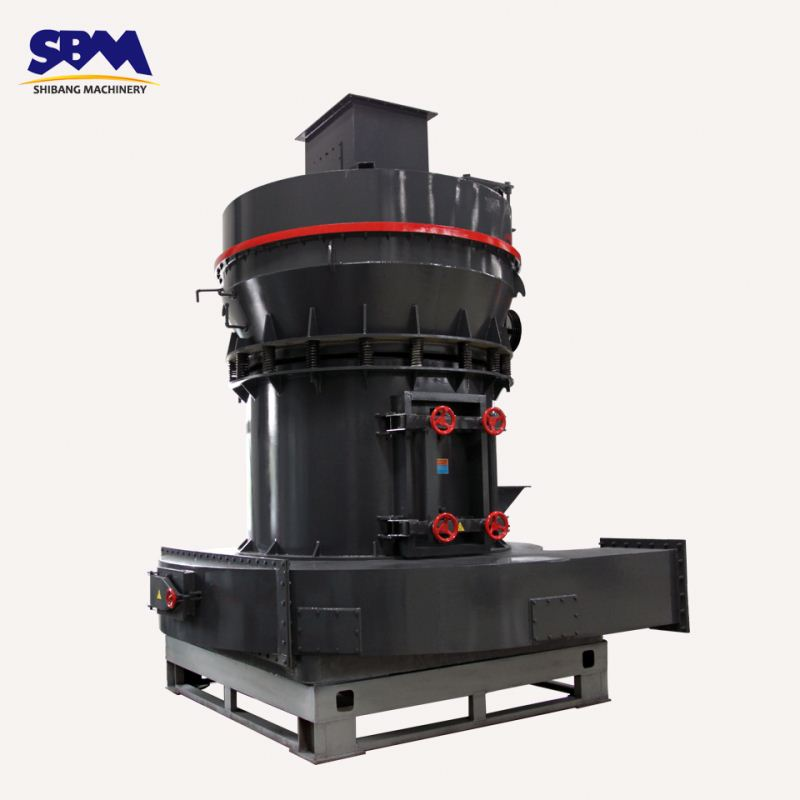SBM barrel grinder with high quality and capacity
