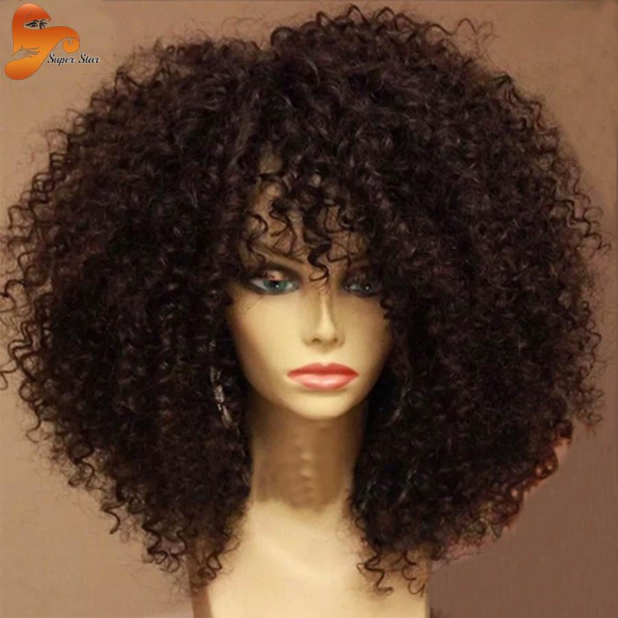Kinky Human Hair 11