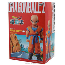 JP Anime <span class=keywords><strong>figuur</strong></span> <span class=keywords><strong>Dragon</strong></span> <span class=keywords><strong>ball</strong></span> Z Krillin Speelgoed action figure