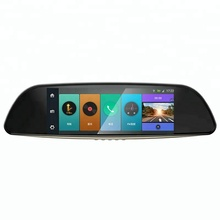 "2018 Auto <span class=keywords><strong>DVR</strong></span> <span class=keywords><strong>Android</strong></span> 3g wifi 7 ""Touch Screen 1080 p Dell'automobile del Registratore della Scatola Nera Video Specchio Retrovisore GPS"