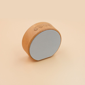 High Quality Hot Bamboo/ Wooden Portable professional mini Wireless Speaker
