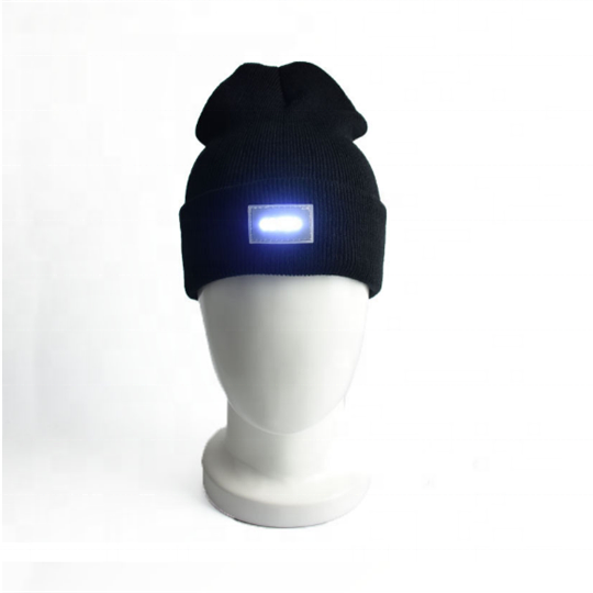 294b6e091 Led Light Ski warm Knitted Winter walmart beanie hat