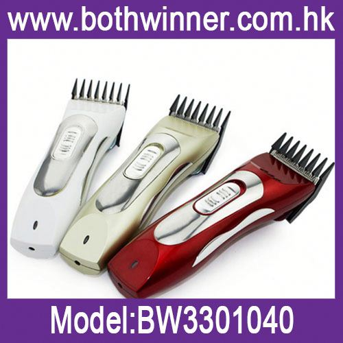 Rechargeable battery for hair trimmer ,h0t5t popular pet hair clippers for sale
