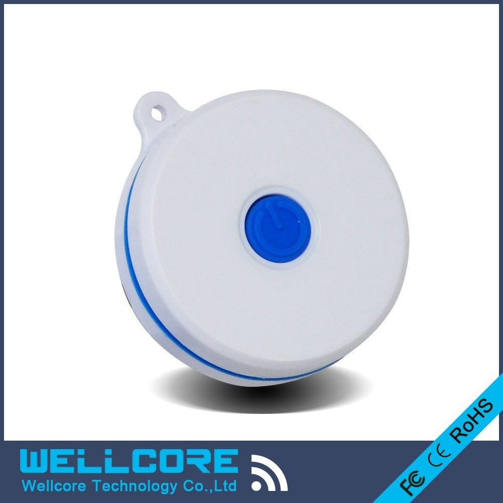 Long range ble 4.0 beacon Waterproof Ibeacon with acceleration sensor
