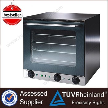 commercial restaurant ovens 4layer countertop electric convection oven