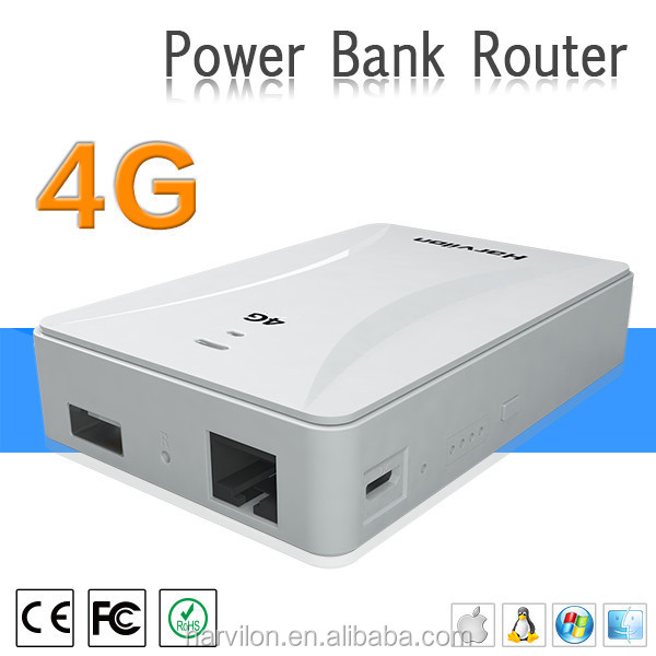Harvilon MF920 SIM WIFI Modem Router Sharing WIFI For Car & Bus Power Bank WIFI
