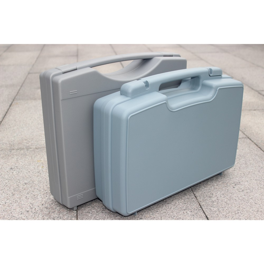 custom colour plastic handle carrying case plastic hand tool storage box plastic fishing. Black Bedroom Furniture Sets. Home Design Ideas
