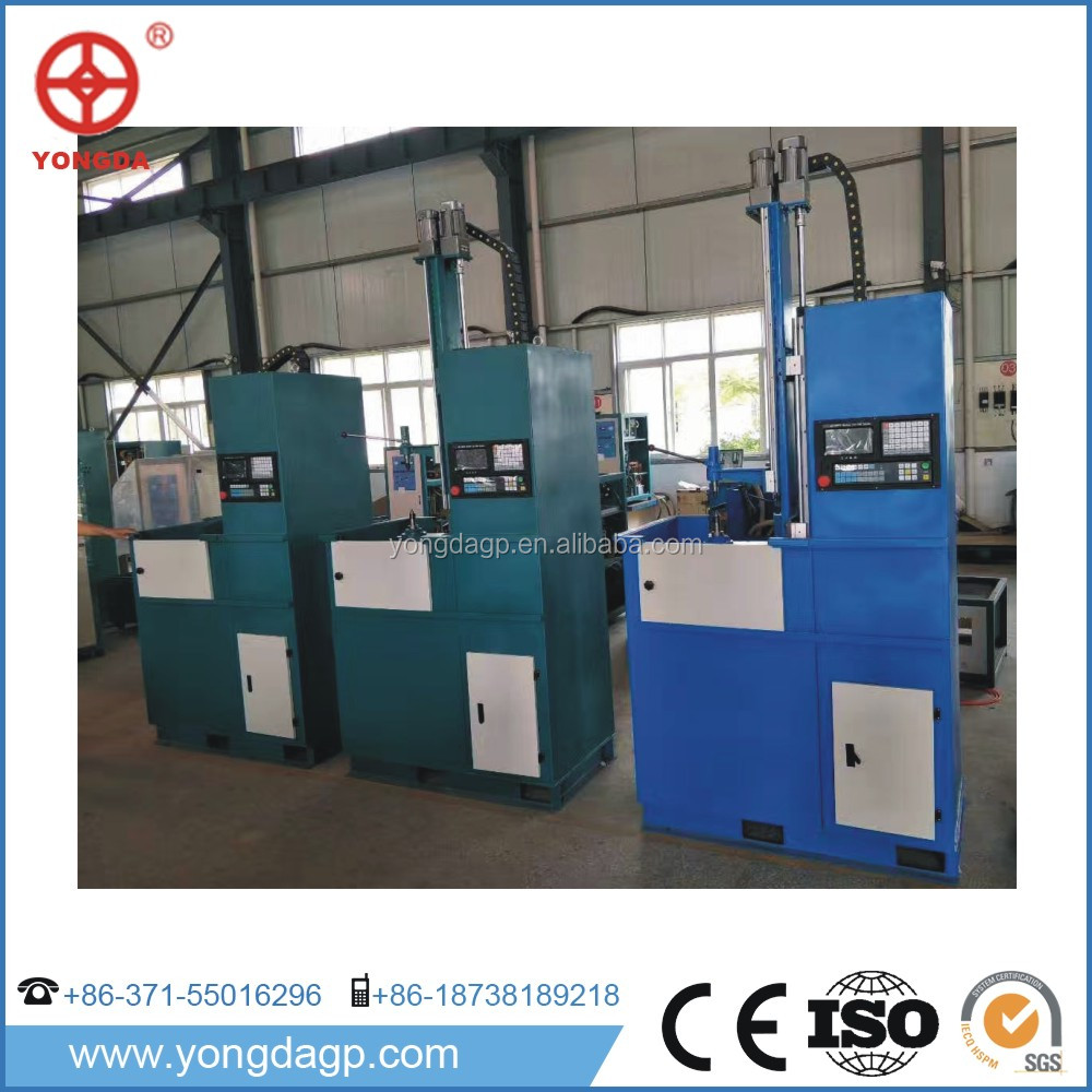 Vertical Roller and shaft induction hardening CNC quenching machine tool