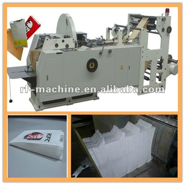 C-Food Paper Bag Production Line