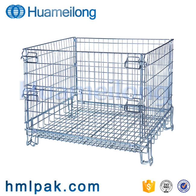 Metal Wire Basket Carts With 4 Wheels, Metal Wire Basket Carts With ...