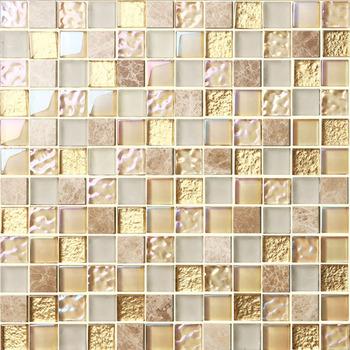 Foshan Non Slip Gl Wall Decorative Panel Mosaic Tiles Product On Alibaba