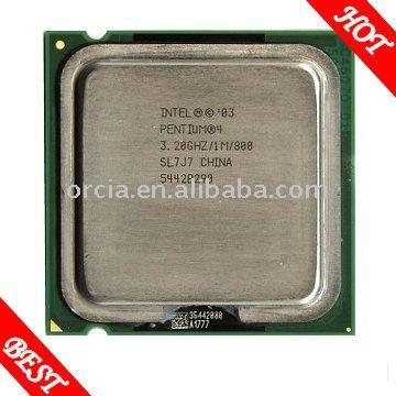 Pentium 4 (540/541) Used P4 Cpu