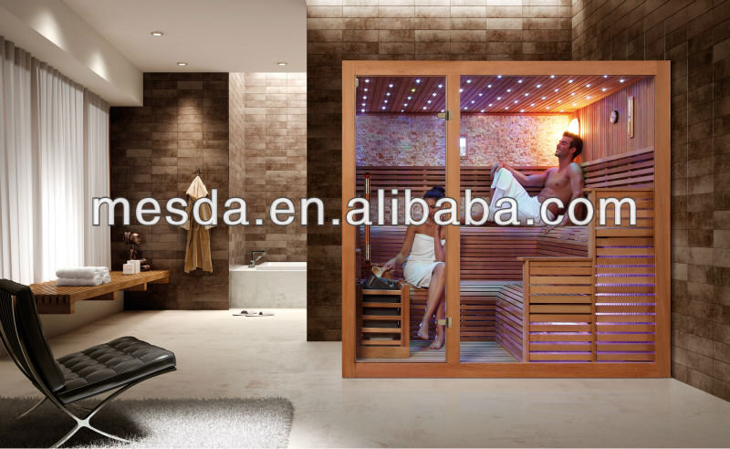sauna room with CE;stone;sauna room accessories;mesda;sauna stove;dry steam equiment