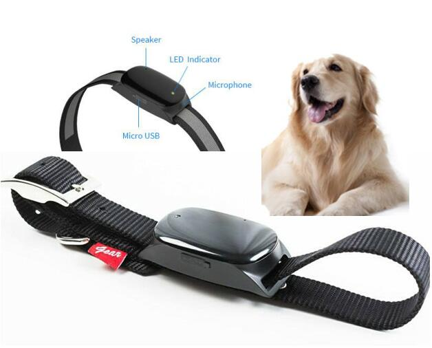 PET gps tracker Small waterproof Dog GPS With Dog Collar Tracking GSM band GPS Car/<strong>human</strong>/Pet Tracker