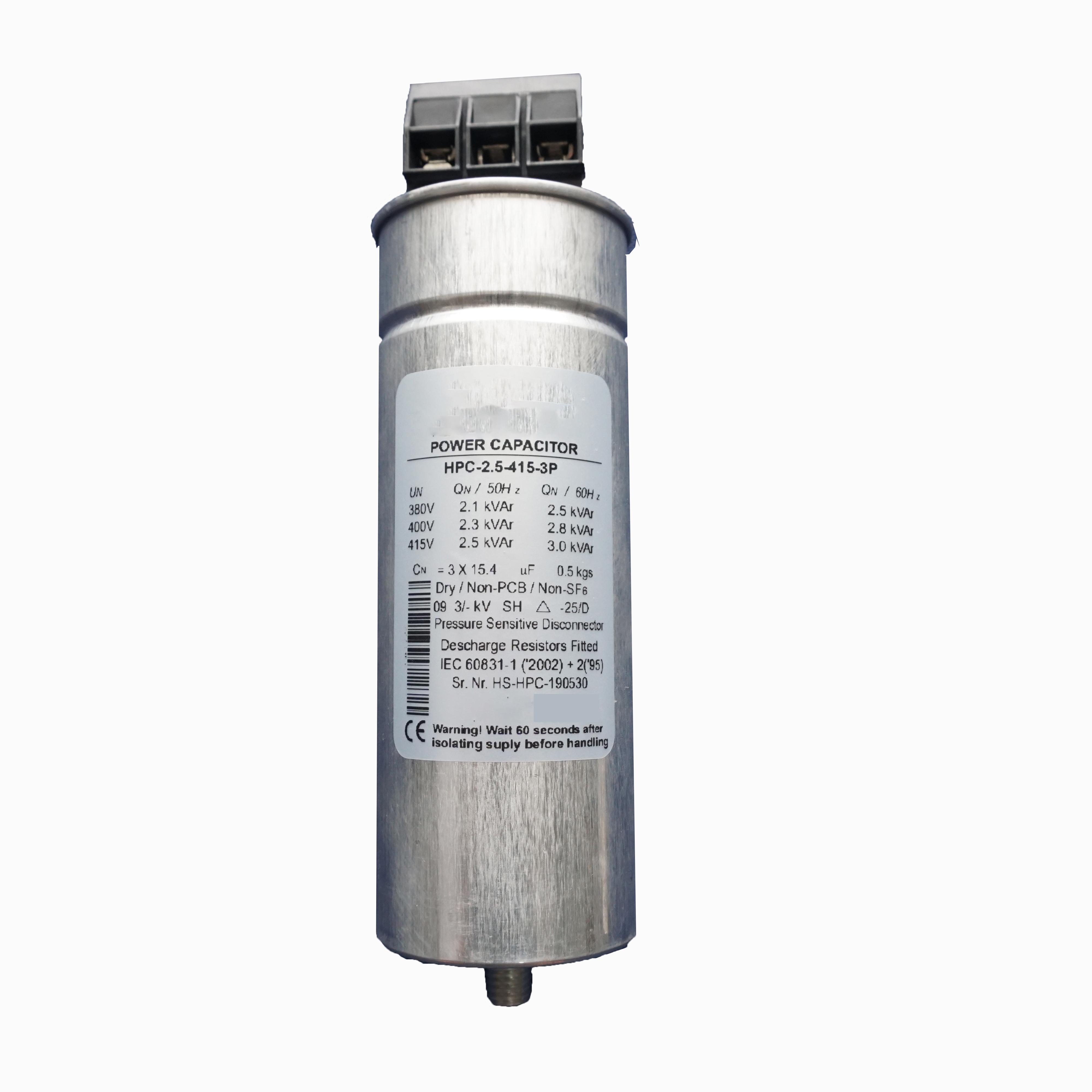 Bkmj 20 Kvar Series Reactive Power Compensation Capacitor Buy Power Compensation Capacitor Product On Alibaba Com