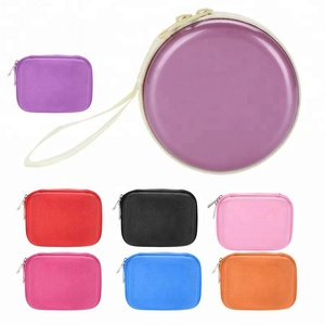 Makeup 10 ml Roller Bottles Essential Oil Glass Case Empty Carry Holder Storage Bag Makeup Tool Kits