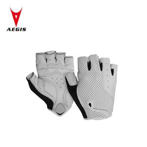 Wholesale New Soft Half Finger Gloves Outdoor Sports Bike Bicycle gloves cheap