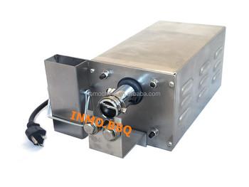 40w Heavy Duty Rotisserie Motor 120v Stainless Steel