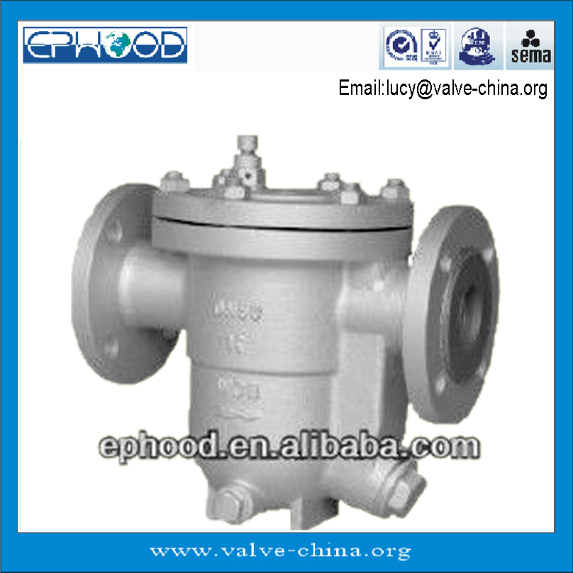 Free Floating Ball Type Steam Trap