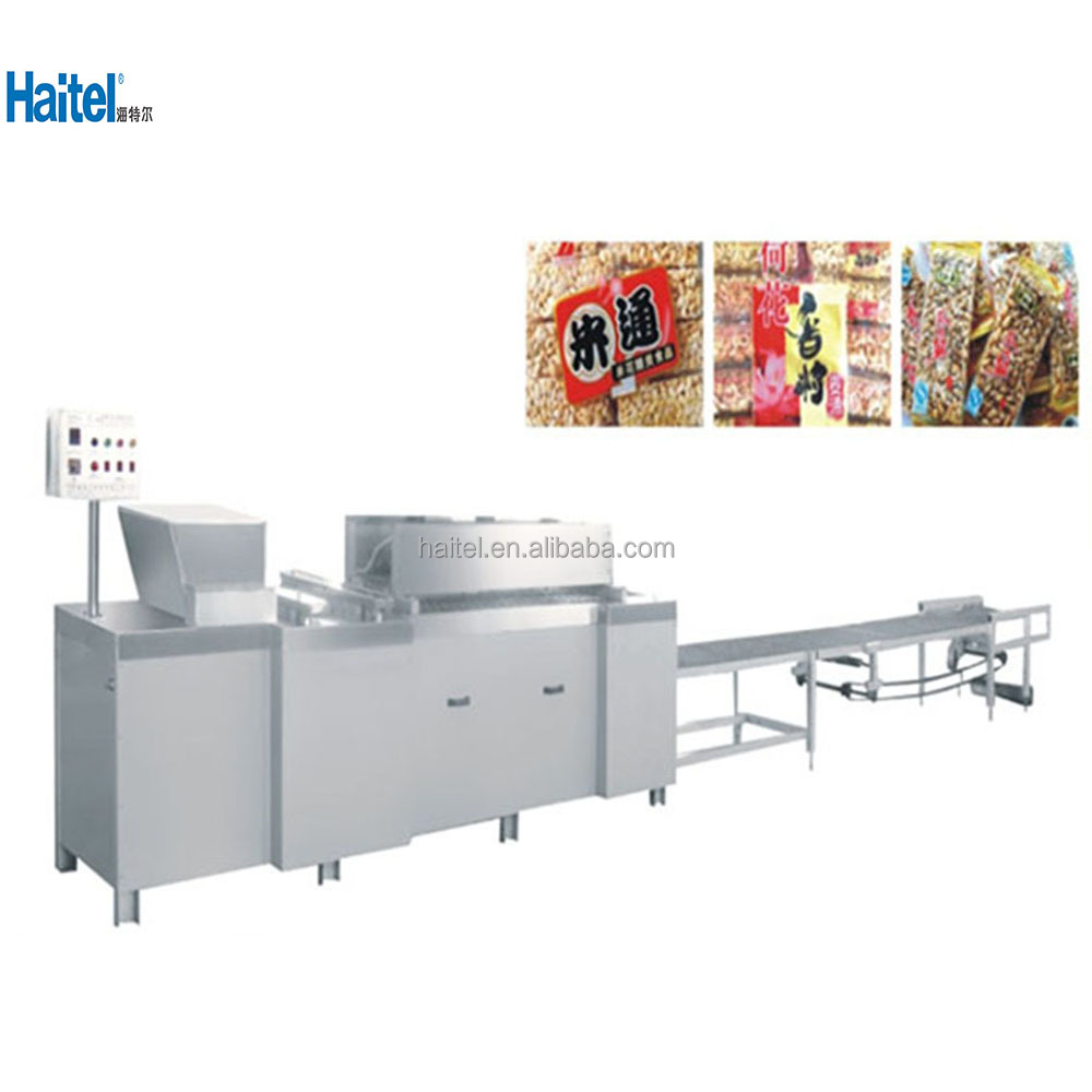 Hot selling Rice Ball Candy Production Line/ Cereal Bar Forming Machine