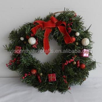 Wholesale Christmas Garland Of Pine Tree Branches Buy Hang Christmas Tree Garland Country Christmas Garland Green Grass Christmas Garland Product On