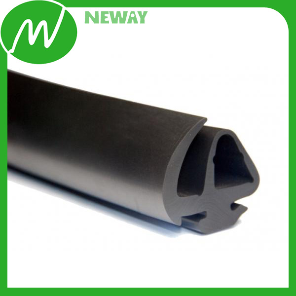 High Quality Customized D P I E Shape Rubber Seal for Door