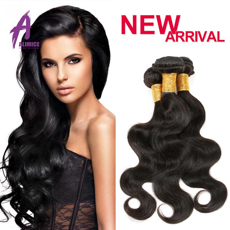 Alibaba Grade 8a Body Wave Hair Extensionbrazilian Body Wave Hair