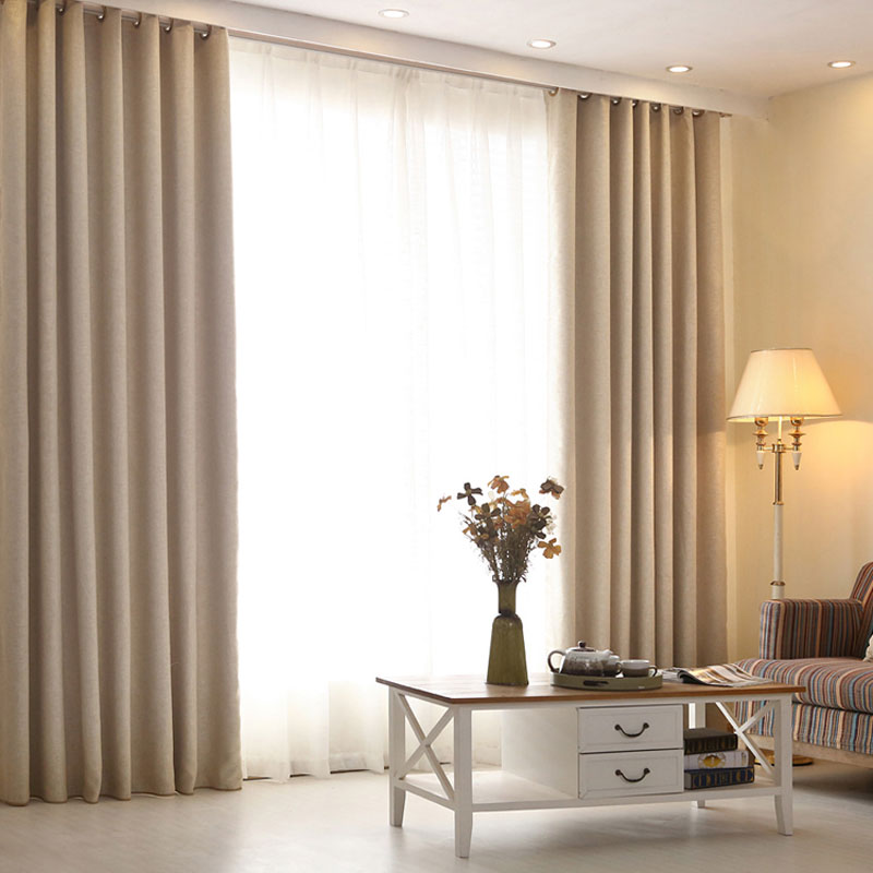 Modern Living Room Valances