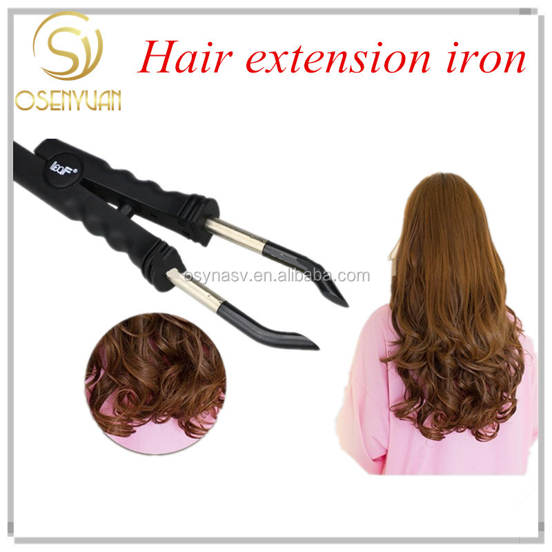 2017 Original Loof Professional Heated Hair Extension Ironfusion
