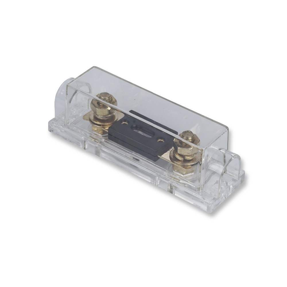 Universal Car Truck Vehicle Circuit Automotive Anl Blade Fuse Box Universal Fuse Block With Relays Fuse Block Autozone Automotive Fuse Box Replacement
