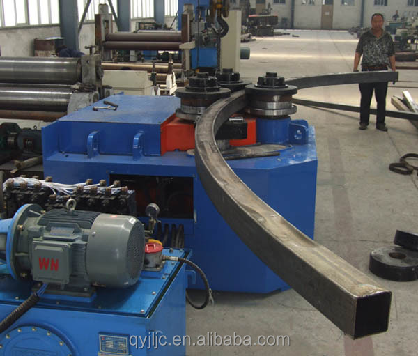 W24s 45 Hydraulic Bender Pipe Tube Angle Iron H Steel