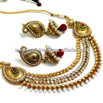 artificial imitation jewelry sourcing Shop 3500+ designs of artificial jewellery for women online from voylla which offers indian artificial, boutique, fashion, traditional, imitation, and fancy.