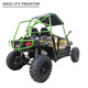 Cheap utility hunting vehicle 400