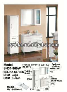 bathrooms vanity cabinet