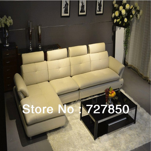 Good Quality Leather Sofa: Modern High Quality Real Top Combination Sofa Leather S