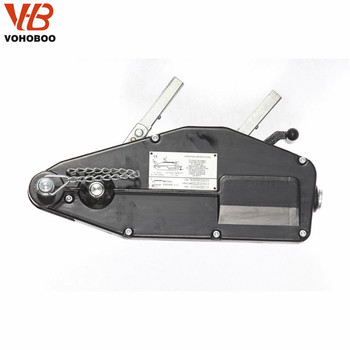 0.8~5.4 Ton Wire Rope Pulling Hoist High Quality Tirfor Price - Buy ...