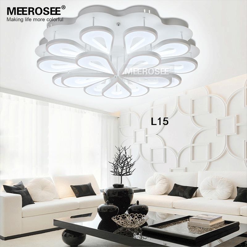 Fancy Light Fixture Ceiling Light Modern Md81513-l15