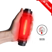 UY-Q7M Earthquake Proof Emergency LED Light with SOS Red Flash