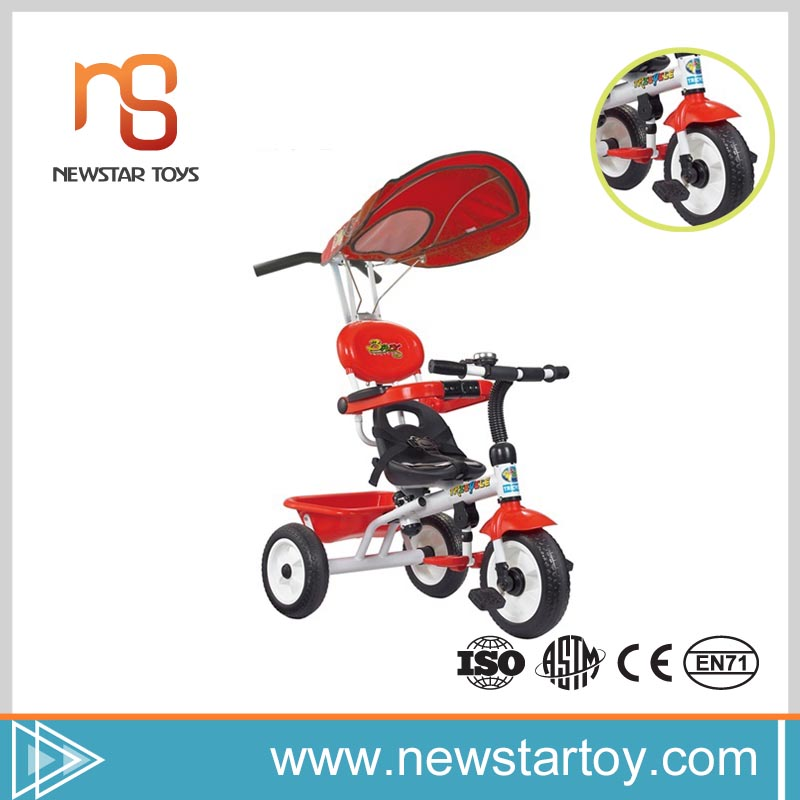 China cheap price ride on toys children bicycle for 4 years old child with three wheels