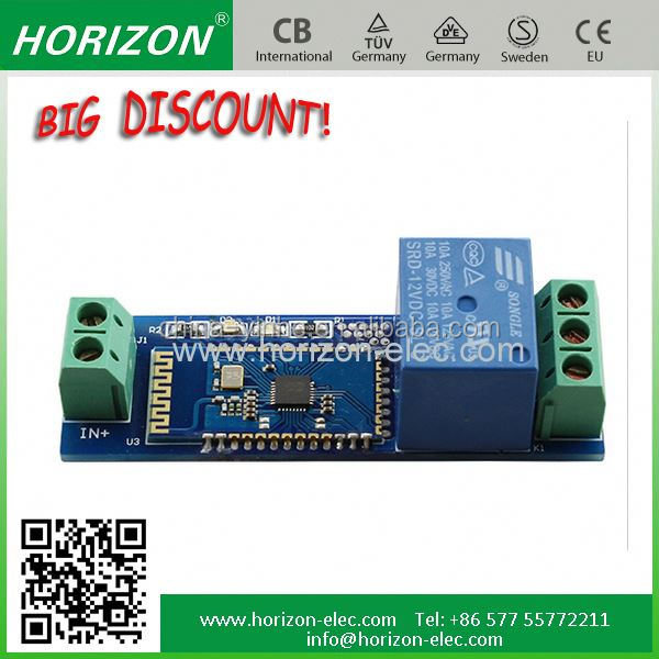 Most popular in china IOT bluetooth relay wifi bluetooth module