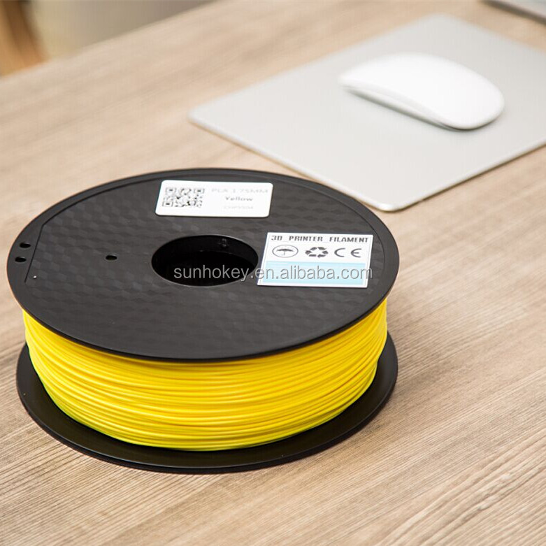 Good price yellow 3mm <strong>abs</strong> and 1.7mm <strong>abs</strong> filament