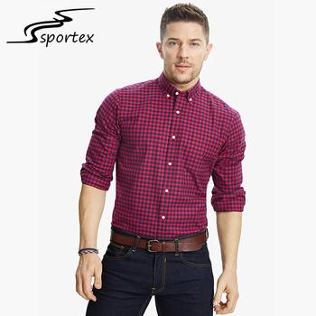 7d7c872fe003 Latest Men Shirts Design Fashion High Quality Casual Long Sleeve Cotton  Slim Fit Shirt For Men