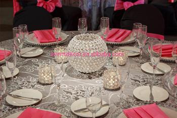 Globe Candle Holder Without Pillar Wedding Centerpieces