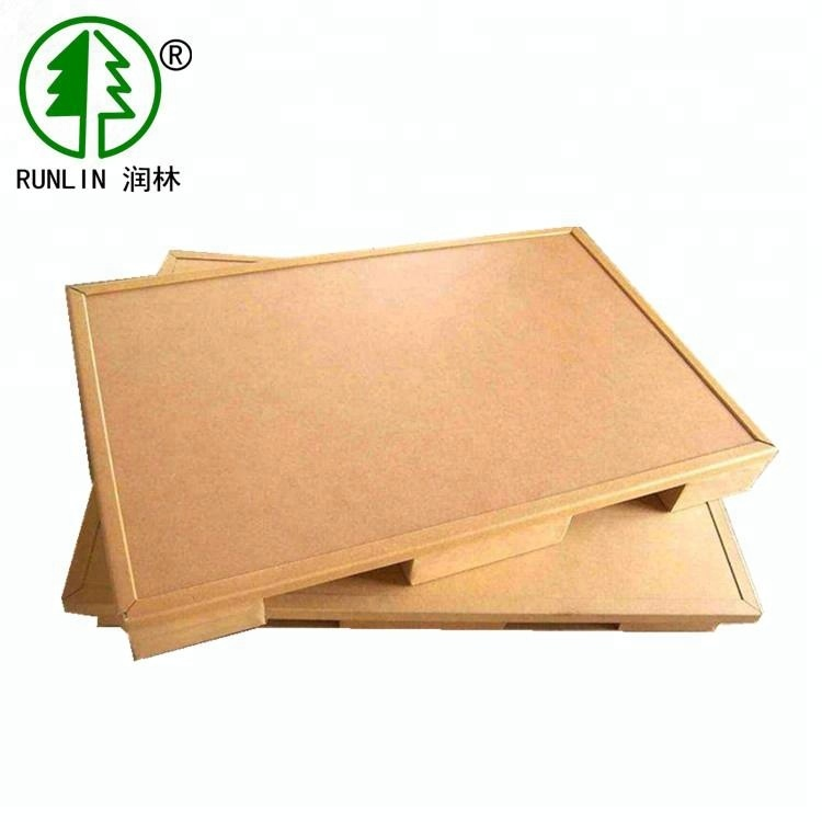 Paper pallet for cargo transportation 1000 01
