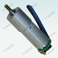 20mm dc gear motor for auto shutter/rolling shutter