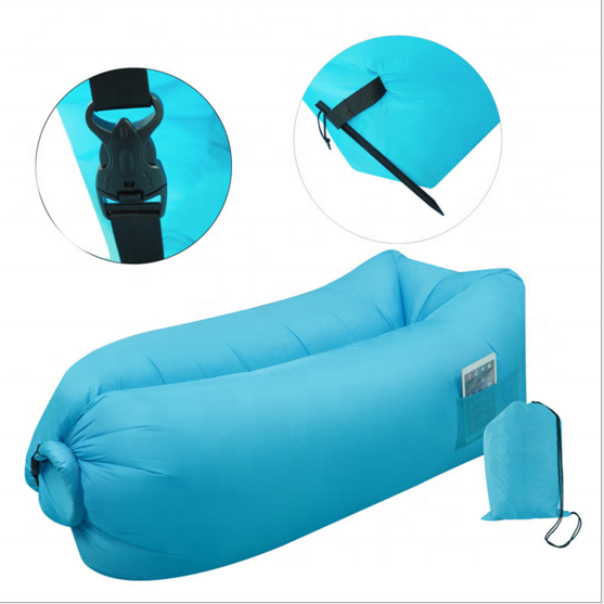 Fantastic Portable Ultralight Sleeping Bag Lazy Outdoor Air Lounger Chair Inflatable Sofa With Carry Bag Buy Camping Pod Sleeping Pod Air Sofa Product On Pabps2019 Chair Design Images Pabps2019Com