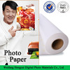 Factory Supplier:: Wide Format Lucky Photo Paper RC Photo Paper 320gsm Glossy
